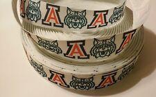 "Arizona inspired 1"" Grosgrain Ribbon - By The Yard - USA Seller"