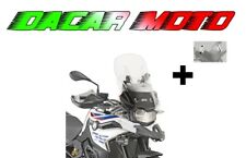 Fairing Sliding Airflow Clear Complete BMW F 750 GS 2018 2019 Givi