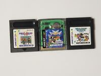Game Boy Color Dragon Quest I+2 3 I+II III Monsters Japan GameBoy GBC game