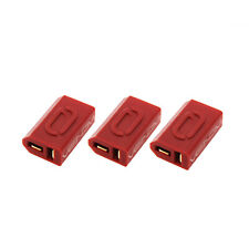 Venom UNI 2.0 XT60 Male to Deans Battery Adapter - 3 pieces