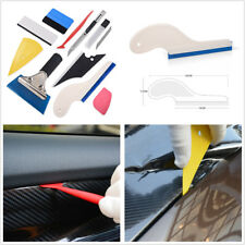 Car Window Tint/Vinyl Wrap/Sticker Tool Carbon Fiber Foil Squeegee Film Tool Kit
