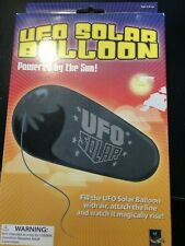 UFO SOLAR Balloon Blimp Kite New In Factory Packaging