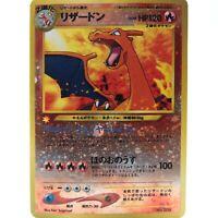 Charizard No.006 promo Neo 2 Holo Base Set Pokemon Card Very Rare Japanese 4