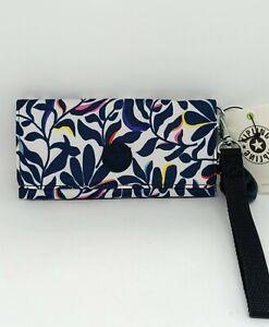 Kipling #Rubi Large Wrislet Wallet in Floral Flourish Color