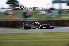 Jonathan Palmer Tyrell 017 BRITISH GRAND PRIX 1988 photo