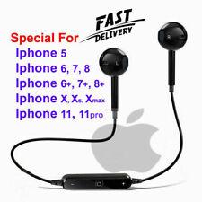 Genuine iPhone Wireless Bluetooth Earphone Super Stereo Music Premium Headphone