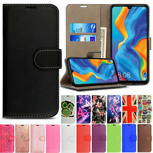 Case For Huawei Y5 Y6 Y7 Y9 2019 2018 Wallet Leather Case Flip Stand Phone Cover