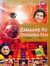 Zamane Ko Dikhana Hai - Rishi Kapoor - Hindi Movie DVD Region Free / English Sub