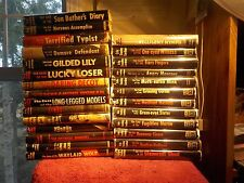 Erle Stanley Gardner     Perry Mason     Complete Set  All  27 Titles  1950-1959