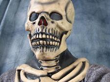 Latexmaske TOTENKOPF - Effect FX  Latex Gummi Maske Halloween Karnevalsmaske