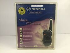 Motorola New In Box, Never Opened, TalkAbout T6220 Two-Way Radio