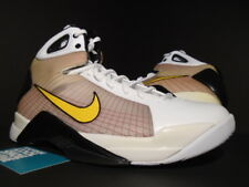 2008 NIKE HYPERDUNK SUPREME GERMANY DEUTSCHLAND OLYMPIC WHITE YELLOW BLACK RED 9