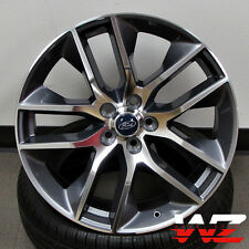 "20"" Wheels Gunmetal Rims Fits Ford 2005 & Up Mustang Models New"