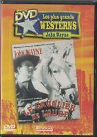 DVD LE CAVALIER DE L'AUBE LES PLUS GRANDS WESTERNS JOHN WAYNE SOUS BLISTER