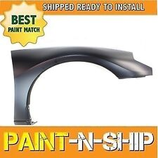ECLIPSE 02-05 FRONT BUMPER COVER From 2-02 w// emblem provision Primed