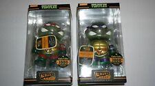 Lot 2 Funko Hikari Teenage Mutant Ninja Turtles Japanese Vinyl Raphael Donatello
