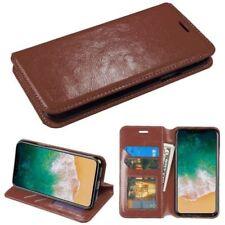 Housses et coques anti-chocs marron Pour iPhone X pour téléphone mobile et assistant personnel (PDA)