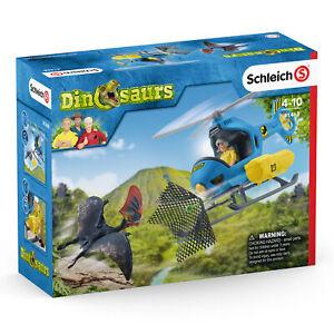 Schleich 41468 Dinosaur Air Attack Plastic Figure Figurine Age 3 Years+