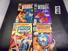 Ghost Rider #18 #19 #35 and #51 Worn NO STOCK PHOTOS