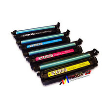 4 Toner Cartridge to HP LaserJet Enterprise 500 M551 M551n M551xh M551dn Printer