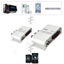 Auto Mini HiFi Verstärker HQ HiFi Verstärker Audio Stereo MP4 Bass lautsprecher