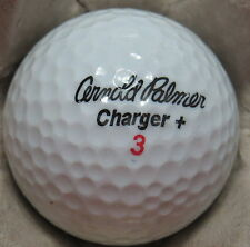 (1) ARNOLD PALMER SIGNATURE LOGO GOLF BALL (CHARGER + APC-90 CIR 1992) #3