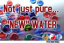 "Orgone Water Machine ""NEW WATER"" BETTER THAN ALKALINE WATER"