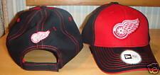 Detroit Red Wings New Era Hat Cap NHL OSFM Nubussy Adj