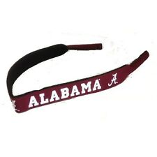 Alabama Crimson Tide Neoprene Sunglass Eyeglass Strap Holder Croakie