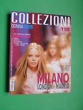 COLLEZIONI rivista Moda Pret a Porter Spring Summer 2007 Paris Milano London 118