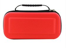RED Hard Protective Carry HANDLE Case Cover For Nintendo SWITCH Console Game