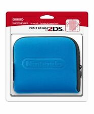 Official Nintendo 2DS Console Carrying Travel Case Blue