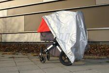 alucush Abdeckung für Kinderwagen Teutonia Spirit S3 Regenschutz Regenverdeck