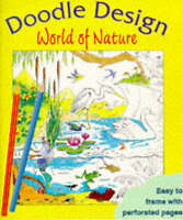 World Of Nature (Doodle Design) by , Acceptable Used Book (Paperback) FREE & FAS
