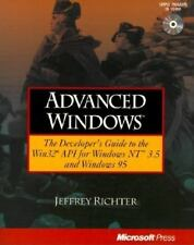 Advanced Windows: The Developer's Guide to the WIN32 API for Windows NT 3.5 and