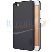 Carcasa funda negra Nillkin modelo Frosted protector para Xiaomi Redmi Note 5a