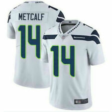 Hot Men's Seattle Seahawks D.K. Metcalf #14 Football stitched Jersey Collection