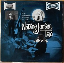 Rare The Exciting Sounds of the Nadine Jansen Trio - Arizona Lounge Jazz