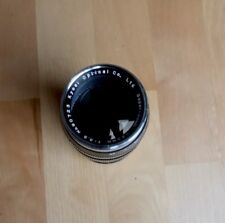 Kyoei Optical Co. Acall 135mm F3.5 M39 Mount Rangefinder Camera Please READ