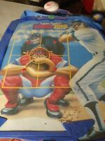 Vintage Nolan Ryan's Strike Zone Baseball Arcade Game UNTESTED Cap Toys  V1