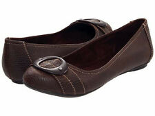Dr. Scholl's Franca flats brown memory fit 6.5 Md NEW