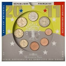 PROMOTION FRANCE EURO ANNEE 2011 QUALITE B.U  BLISTER NEUF LIRE L'ANNONCE