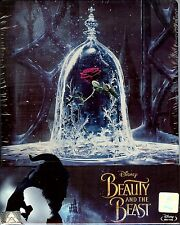 Beauty and the Beast Limited Edition SteelBook w/SlipCover; Region Free Thailand