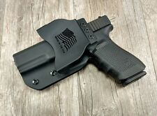 OWB PADDLE Holster Glock 20 / 21 Kydex Retention SDH Swift Draw Holsters