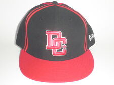 DC Shoes New Era 9Fifty SMIDGEN Snapback Hat Black Red OSFA ($32) Skate BMX Moto