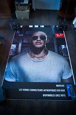 RAY BAN Type B 4x6 ft Bus Shelter Original Fashion Advertising Poster 2017