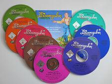 PC-Spiel: Löwenzahn 1 - 6 + Kinderlexikon Sammlung der Löwenzahn Spiele PC