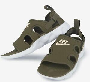 Nike Men OWAYSIS Slipper Shoes Khaki Beach Athletic Casual Sandals CT5545-200