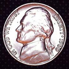 1960-P Jefferson Nickel HI GRADE BU Partial Steps #113