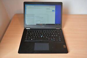 Notebook portatile Dell Latitude e5470 FHD HDMI SSD WIN10 ultrabook i5 no HP